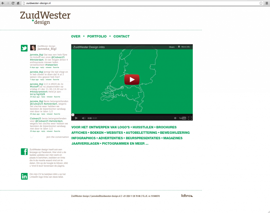 zuidwester_website